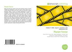 Bookcover of Planet Terror