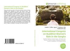 International Congress on Buddhist Women's Role in the Sangha kitap kapağı
