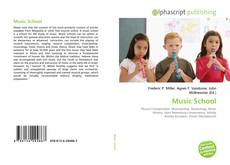 Bookcover of Music School