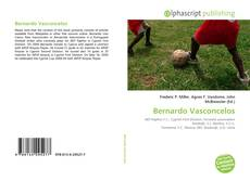 Capa do livro de Bernardo Vasconcelos
