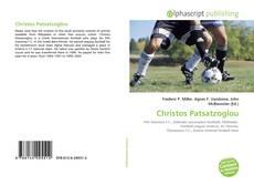 Portada del libro de Christos Patsatzoglou