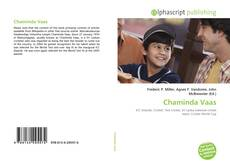 Bookcover of Chaminda Vaas