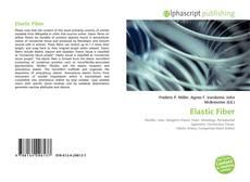 Bookcover of Elastic Fiber