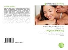 Portada del libro de Physical Intimacy