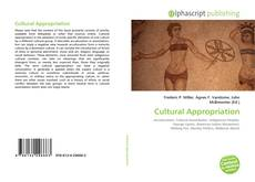 Bookcover of Cultural Appropriation