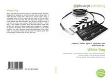 Copertina di White Dog