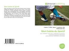 Buchcover von Mort Subite du Sportif