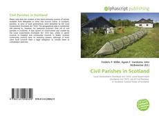 Borítókép a  Civil Parishes in Scotland - hoz