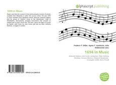 Capa do livro de 1694 in Music