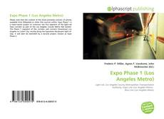 Couverture de Expo Phase 1 (Los Angeles Metro)