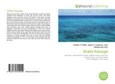 Drake Passage kitap kapağı