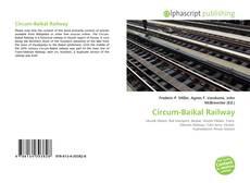 Bookcover of Circum-Baikal Railway
