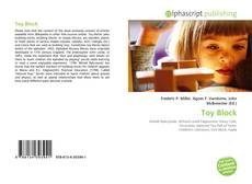 Bookcover of Toy Block
