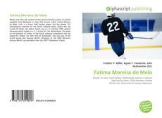 Bookcover of Fatima Moreira de Melo