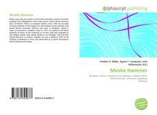Moshe Hammer kitap kapağı