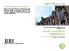 Capa do livro de Lille Métropole Musée d'art moderne