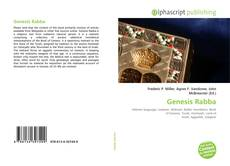 Capa do livro de Genesis Rabba