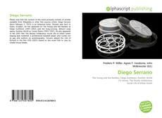 Portada del libro de Diego Serrano