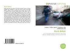 Обложка Buck Baker