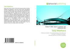 Bookcover of Seiji Maehara