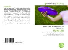 Обложка Flying Disc
