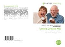 Capa do livro de Console Virtuelle (Wii)