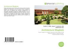 Buchcover von Architecture Moghole