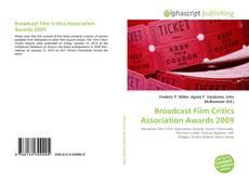 Portada del libro de Broadcast Film Critics Association Awards 2009