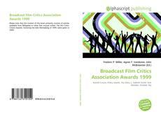Portada del libro de Broadcast Film Critics Association Awards 1999
