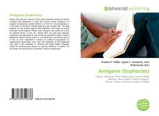 Bookcover of Antigone (Sophocles)