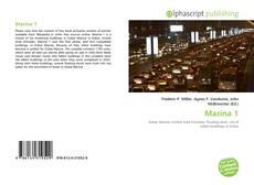Buchcover von Marina 1