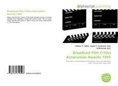 Portada del libro de Broadcast Film Critics Association Awards 1995
