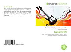 Bookcover of Guitar Craft