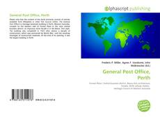 Bookcover of General Post Office, Perth