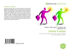 Bookcover of Charter Trustees