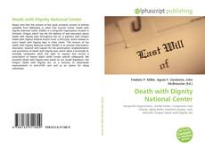 Portada del libro de Death with Dignity National Center