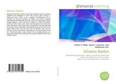 Bookcover of Eleanor Raskin