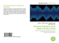 Обложка Gravures Rupestres de la Région de Bou Saâda