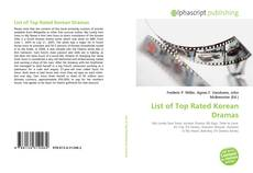 List of Top Rated Korean Dramas kitap kapağı