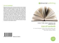 Liza of Lambeth kitap kapağı