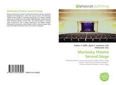 Mariinsky Theatre Second Stage的封面
