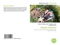 Islands of Greece的封面