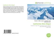 Обложка Isotherme Zéro Degré