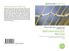Buchcover von 2009 Lamar Hunt U.S. Open Cup