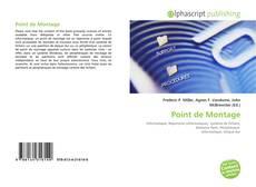 Point de Montage的封面