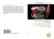Capa do livro de Luis Lopez-Fitzgerald