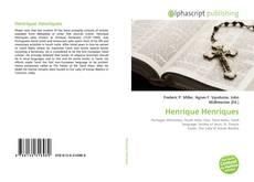 Henrique Henriques kitap kapağı