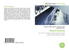 Bookcover of Busan Subway