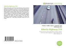 Couverture de Alberta Highway 216