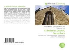 St Nicholas' Church, Buckenham kitap kapağı